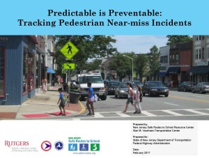 Ped Near Miss Cover